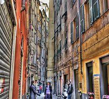 Vicoli di Genova by oreundici