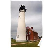 Au Sable Lighthouse Poster