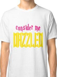 Consider Me Dazzled Twilight Classic T-Shirt