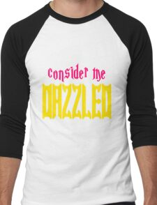Consider Me Dazzled Twilight Men's Baseball ¾ T-Shirt