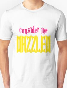 Consider Me Dazzled Twilight T-Shirt