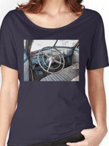 """""""1942 Cadillac Series 61 Coup - Sneak Peek""""... prints and products Women's Relaxed Fit T-Shirt"""