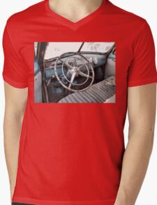 """1942 Cadillac Series 61 Coup - Sneak Peek""... prints and products Mens V-Neck T-Shirt"