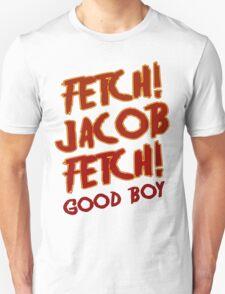 Fetch Jacob Fetch Werewolf Twilight T-Shirt