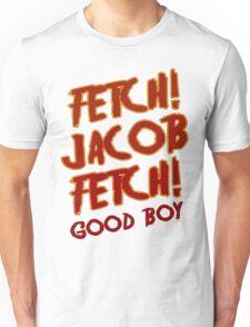 Fetch Jacob Fetch Werewolf Twilight Unisex T-Shirt