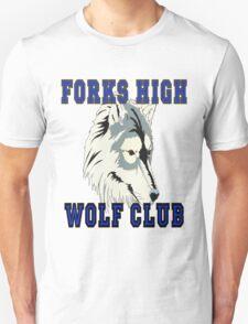 Forks High Wolf Club Twilight Werewolf T-Shirt