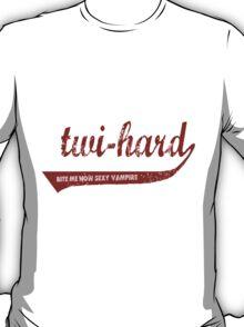 Twi-Hard Bite Me Now Sexy Vampire Twilight T-Shirt