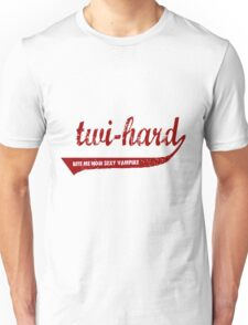 Twi-Hard Bite Me Now Sexy Vampire Twilight Unisex T-Shirt