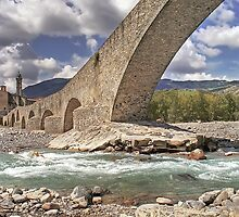 Bobbio - Old Bridge by paolo1955