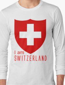 I Am Switzerland Twilight Long Sleeve T-Shirt