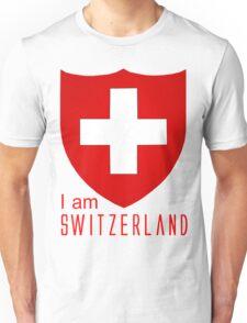I Am Switzerland Twilight Unisex T-Shirt