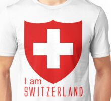 I Am Switzerland Twilight Unisex T-Shirt