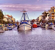 Grado - The Harbour by paolo1955