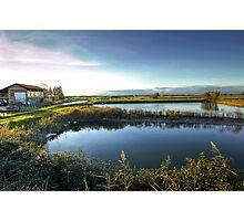 The Lagoon of Grado Photographic Print