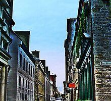 Rue De La Barricades  by Rick  Todaro