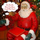 Santa's Big Question... by Carol Clifford