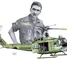"""""""Vietnam Warrior"""" by Trenton Hill"""