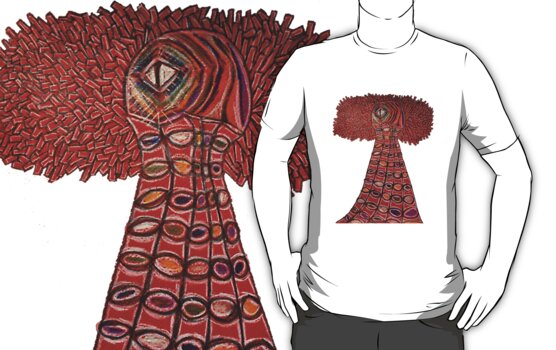 Urgolgolaxx- The Living Beacon T-Shirt by LordMasque