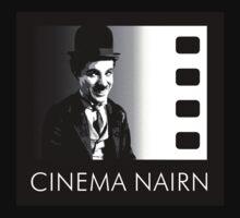 Cinema Nairn - Chaplin Shirt by Tez Watson