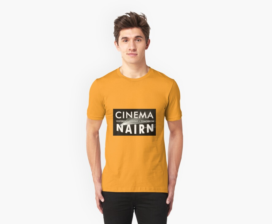 Cinema Nairn - Projection Shirt A by Tez Watson