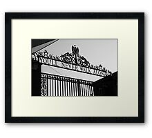 This is Anfield Framed Print
