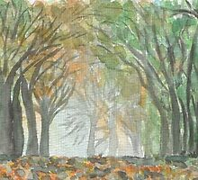 November by Caroline  Lembke