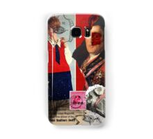 ZIGZAG MACHINE Samsung Galaxy Case/Skin