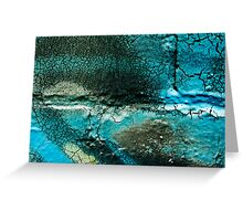 Street Abstract Art 10 Greeting Card