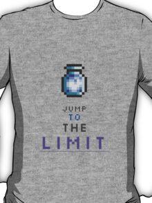 Jump To The Limit Terraria T-Shirt