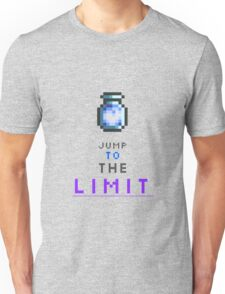 Jump To The Limit Terraria Unisex T-Shirt