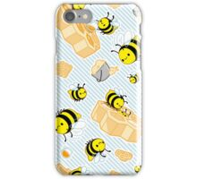 BEES! iPhone Case/Skin