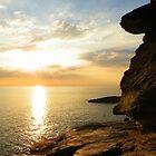 Cornwall: Sunburst by Rob Parsons