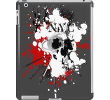 NYC Spray iPad Case/Skin
