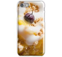 Mango, Blueberrie Crisp iPhone Case/Skin