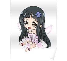 Yui SAO Sword Art Onligne Poster
