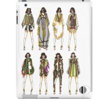 Desert Army iPad Case/Skin