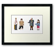 """""""Go to the Winchester"""" Framed Print"""