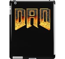 DAD iPad Case/Skin