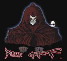 GRIM REAPER AND SIDE KICK/ PISS OFF by roadie
