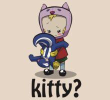 Kitty? by Gouacheman