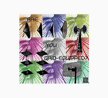 """""""Sheldon Wears Are You Grid-Equipped?""""© Unisex T-Shirt"""