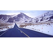 Lindis Pass Photographic Print