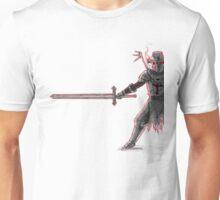Cursed Knight Templar Unisex T-Shirt