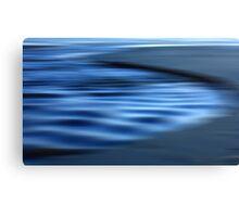 Ocean in Motion #10 Canvas Print