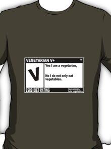 DIET WARNING T-Shirt