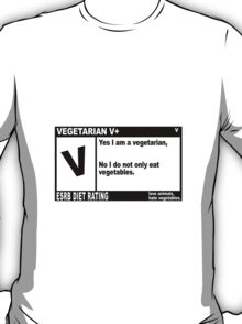 DIET WARNING T-Shirt
