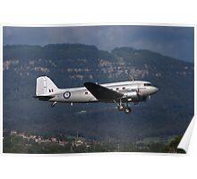 HARS C47- A65-94 VH-EAF Poster