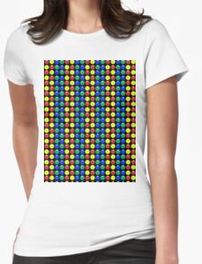 Gumballs Womens Fitted T-Shirt
