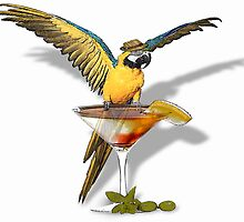the parrot martini by cardtricks