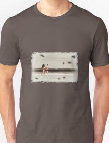 Beach Gossip Unisex T-Shirt